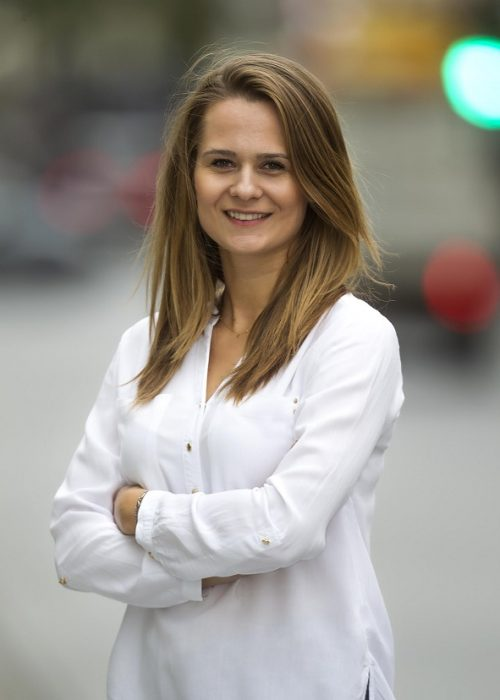 Wizyty domowe dietetyczne - Aleksandra Błońska